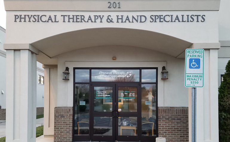Physical Therapy & Hand Specialists Asheboro NC