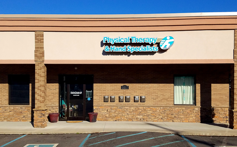 Physical Therapy & Hand Specialists in Eden, NC